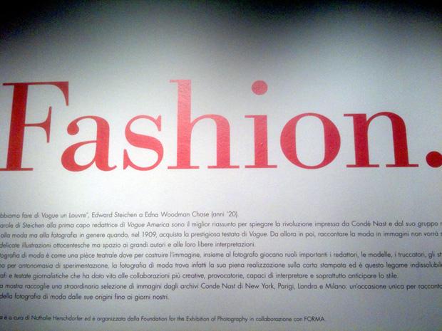 Fashion@SpazioForma CondèNast #1