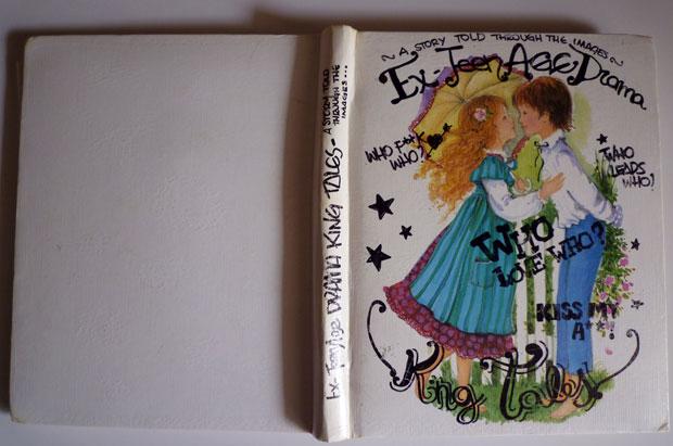 TeenAgeDramaKing Diaries by MicheleMoricci #1