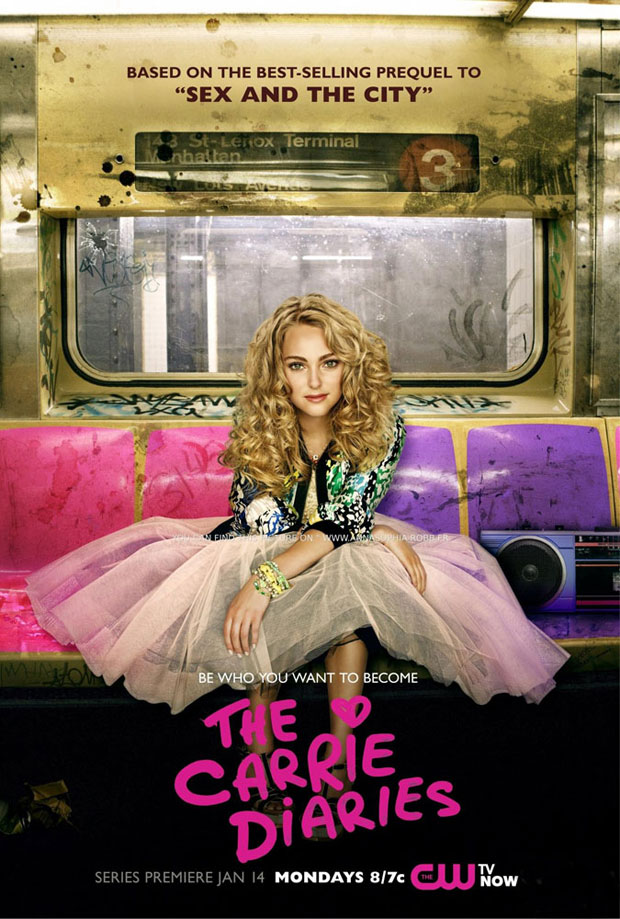 TheCarrieDiaries-Poster#1