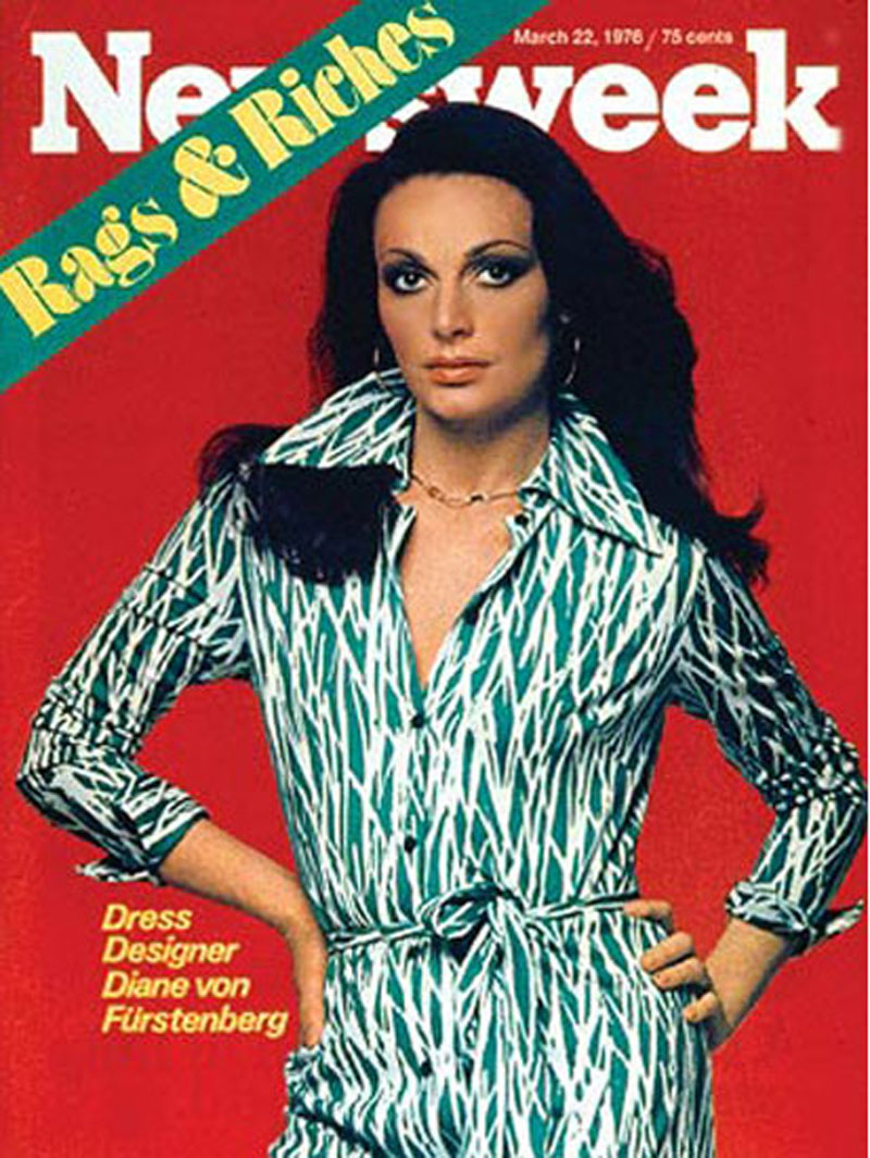 Diane-von-Furstenberg-Newsweek-1976